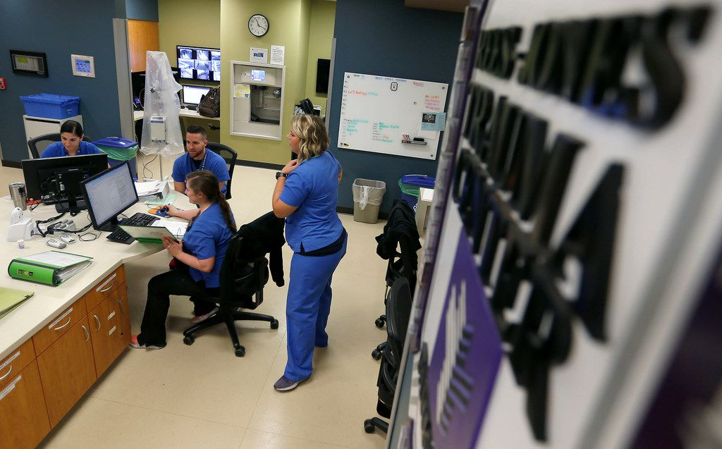 Another growth market? Dallas emerges as a hub for health