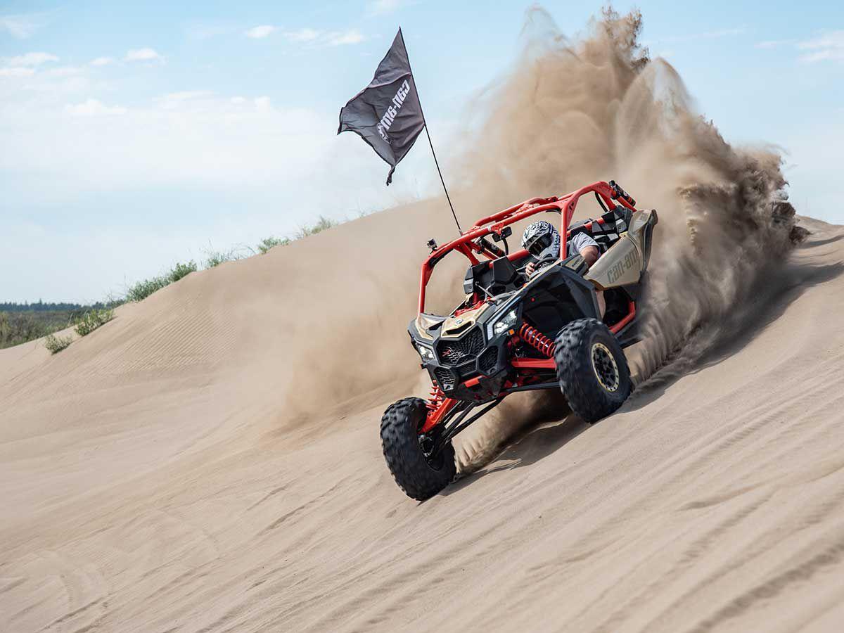20 Best Sand Dunes On The West Coast   ATV Rider