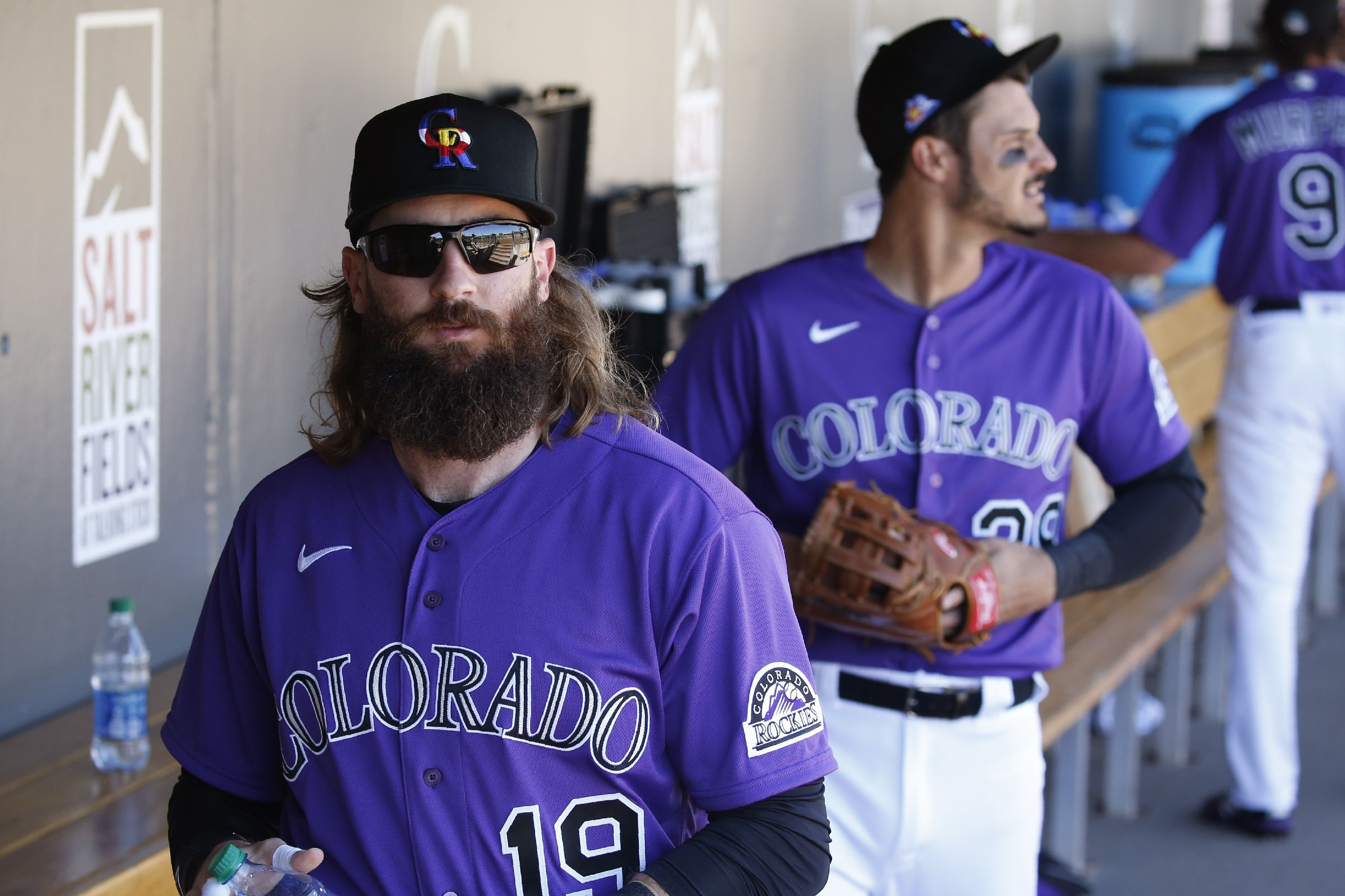 Rockies' Charlie Blackmon is highest profile MLB player to test ...