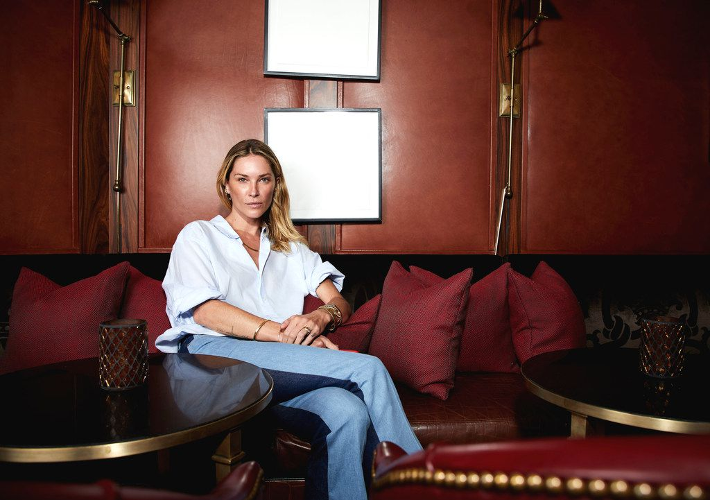 Basketball Star Turned Supermodel Erin Wasson Holds Court On Selfies Metoo And Life In The Limelight