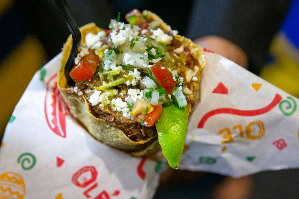 State Fair Food Map Where To Try The 2019 Big Tex Choice Award Foods