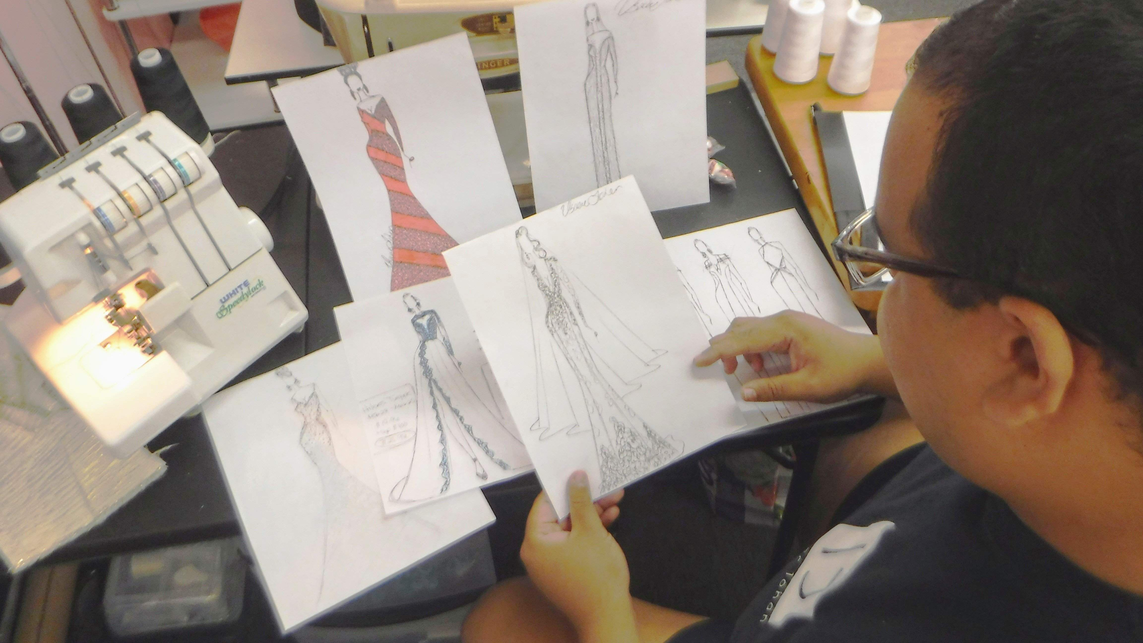 Puerto Rican Fashion Designer Stakes Out Business In Spring Hill