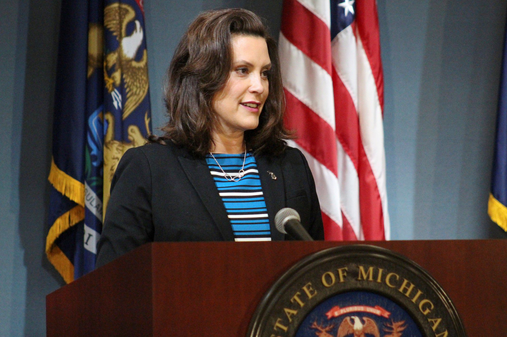 Gov Whitmer Signs Order That Requires Masks In Child Care Facilities