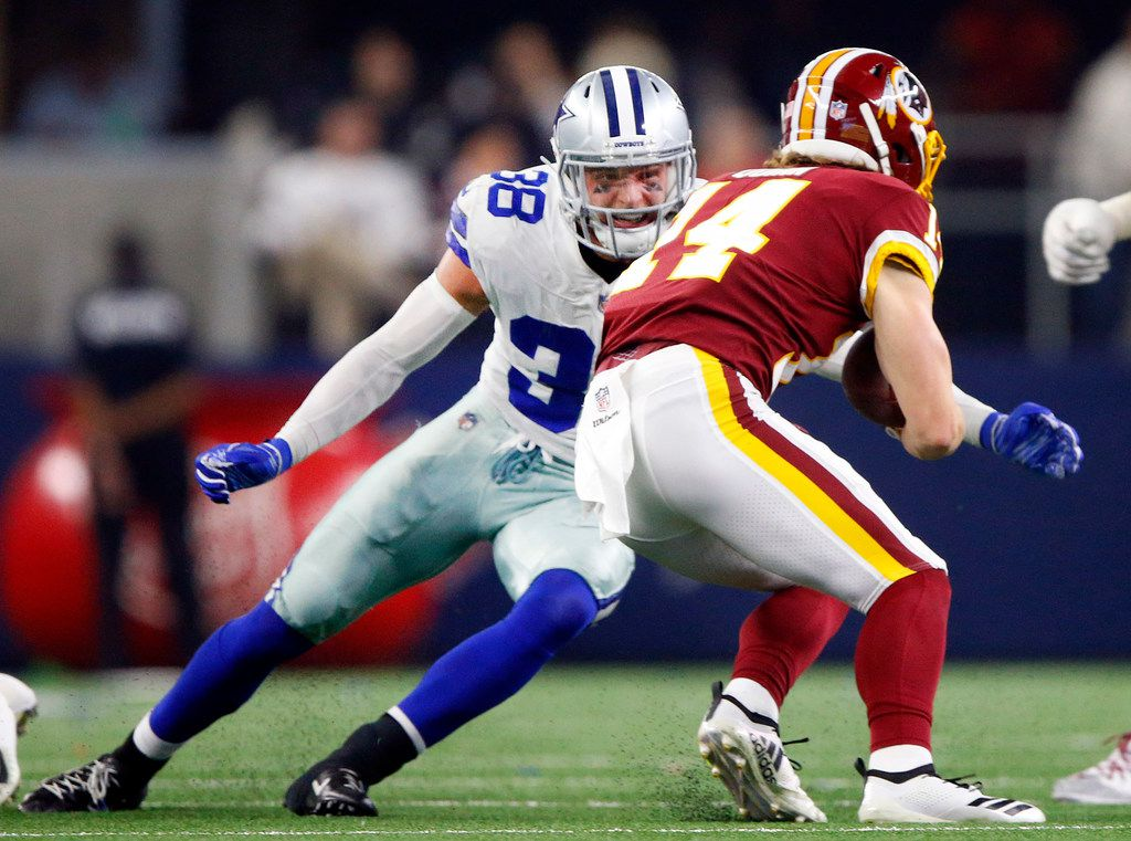 detailed look 659e1 2736a Cowboys' Jeff Heath sees competition at safety as ...
