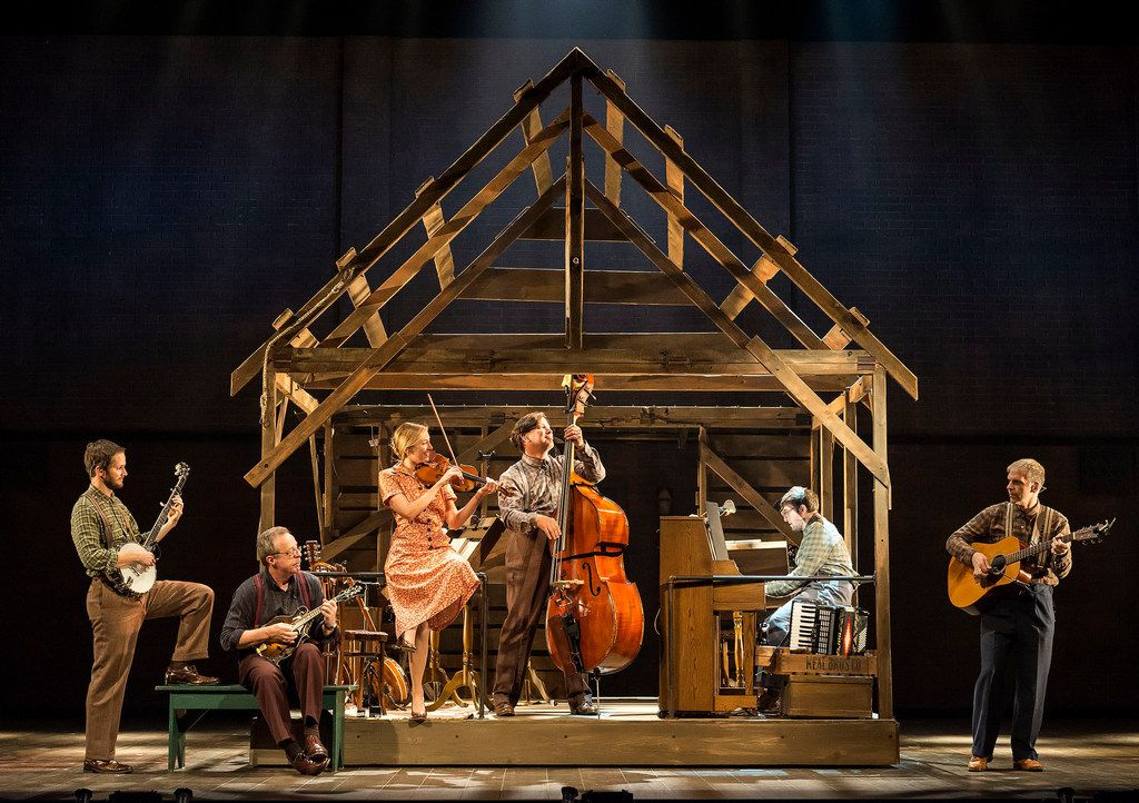 Dallas' Edie Brickell on her 'Bright Star' musical at