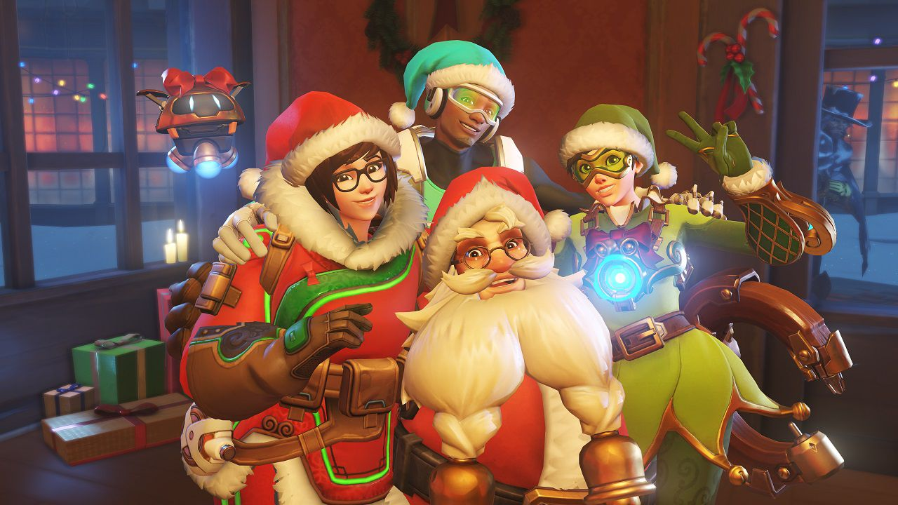 Christmas Play.The Best Holiday Themed Video Games To Play This Christmas