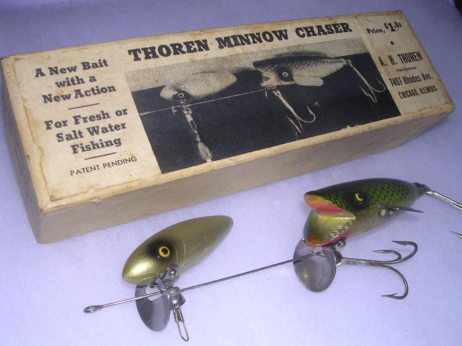30 Antique Fishing Lures and Why They're Collectible | Field