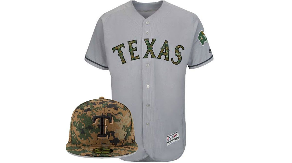 finest selection 88da6 6fbd1 See what special hats and jerseys Rangers will wear for ...