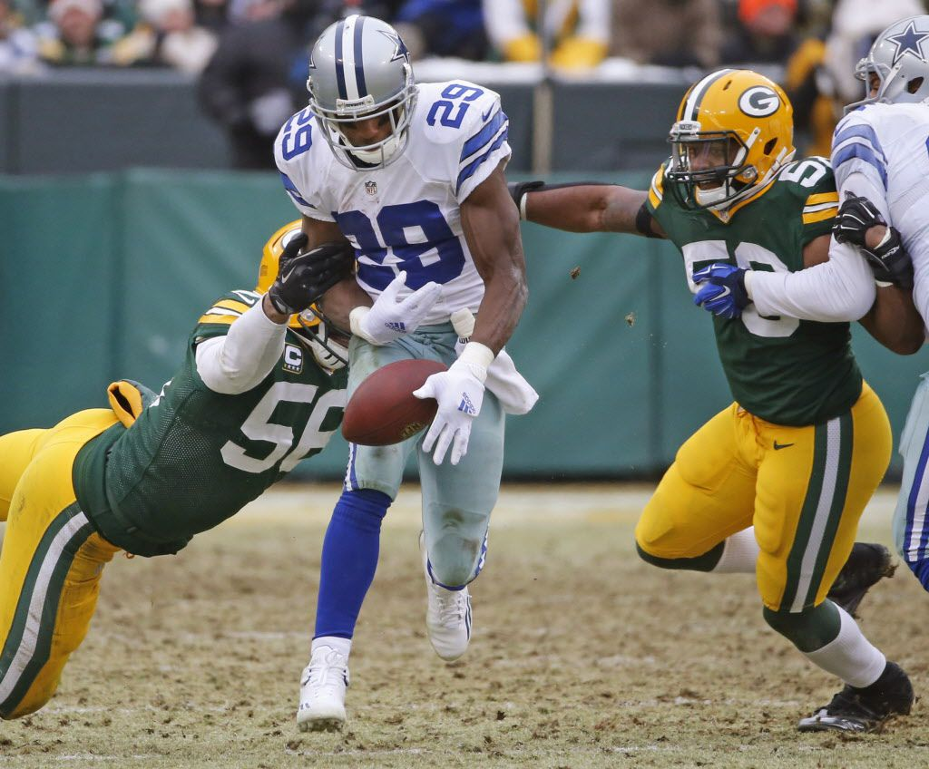 Dez Bryant And Demarco Murray Weigh In On Their Future With