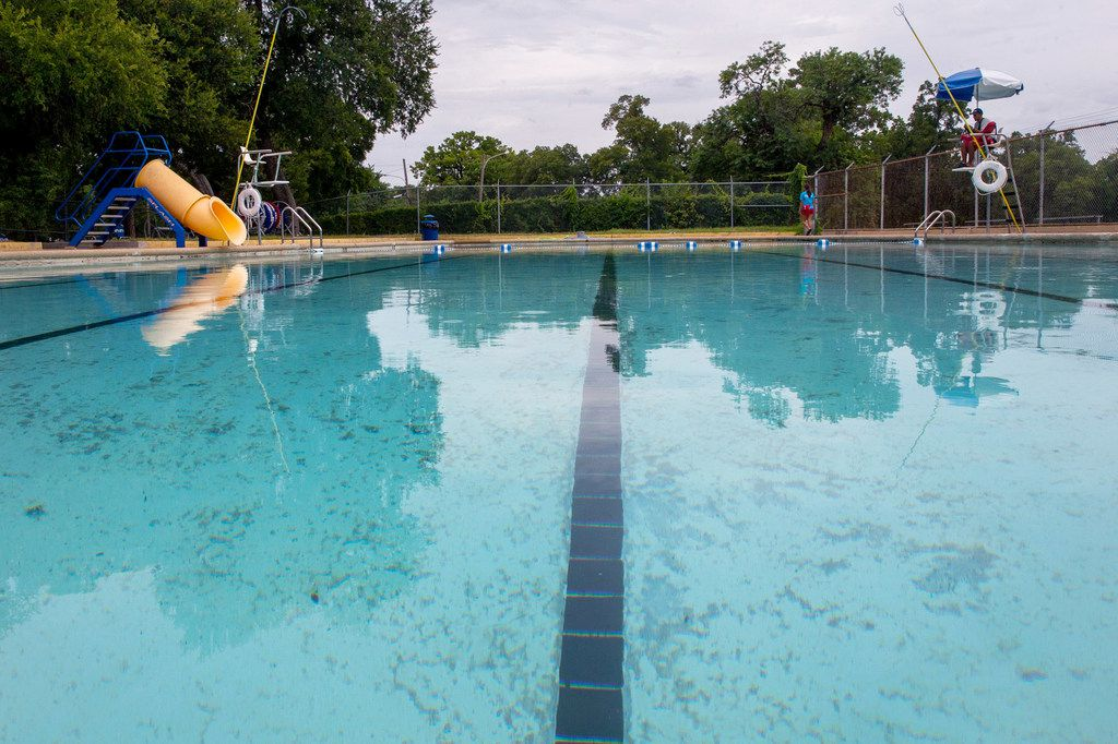 As Dallas revives public pools, some neighborhoods are left ...