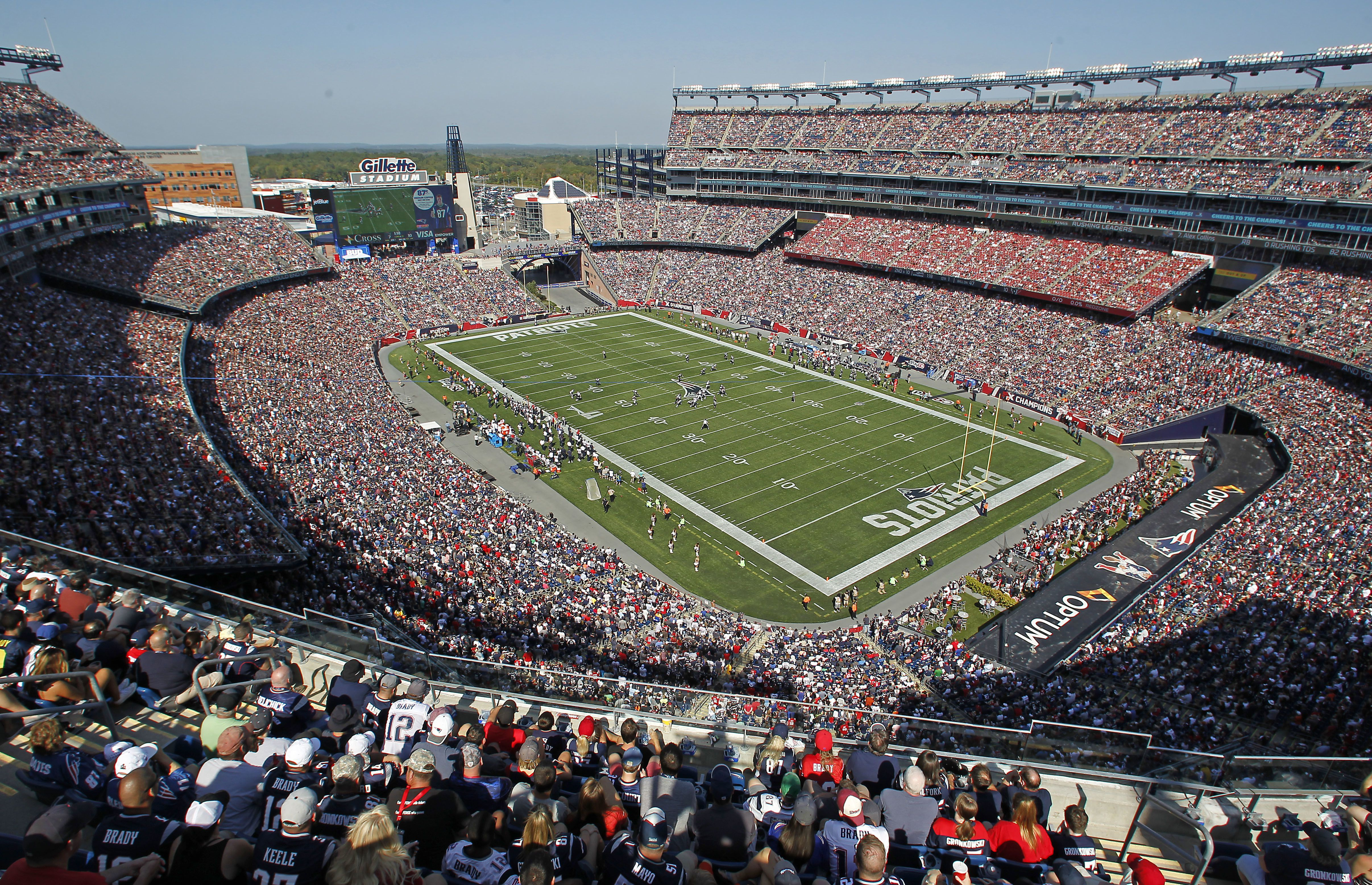 Saturday S Patriots Bills Game Won T Be On Local Tv In Much Of Western Mass New England Here S How To Watch It Masslive Com
