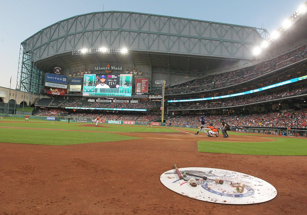 Ranking The Roofed Stadiums Which One Should The Rangers Try To Emulate Most