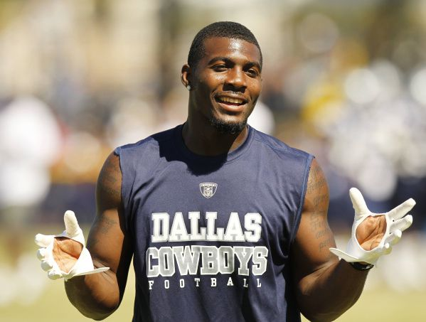 Nate Newton Dez Bryant Easily Looks Like The Best Player