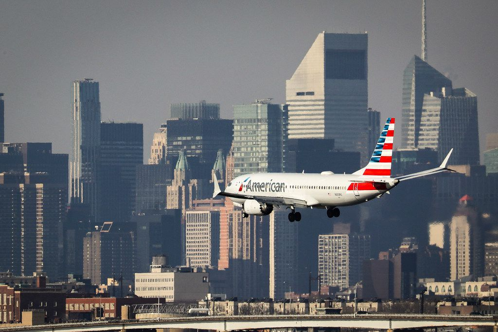 Several Boeing 737 Max 8 pilots in U.S. complained about suspected safety  flaw