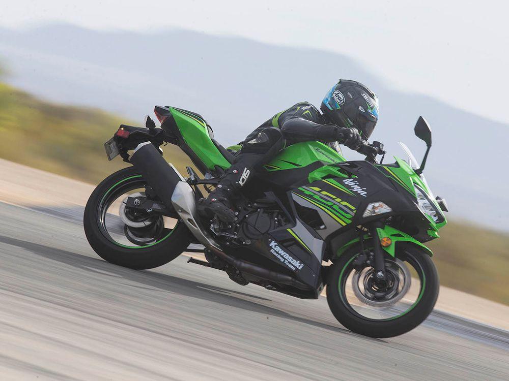 Do You Appreciate Motorcycling's New 300cc Lightweights
