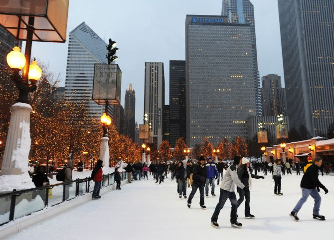 Chicago Christmas Market.Chicago S German Christmas Market Is A Longtime Tradition