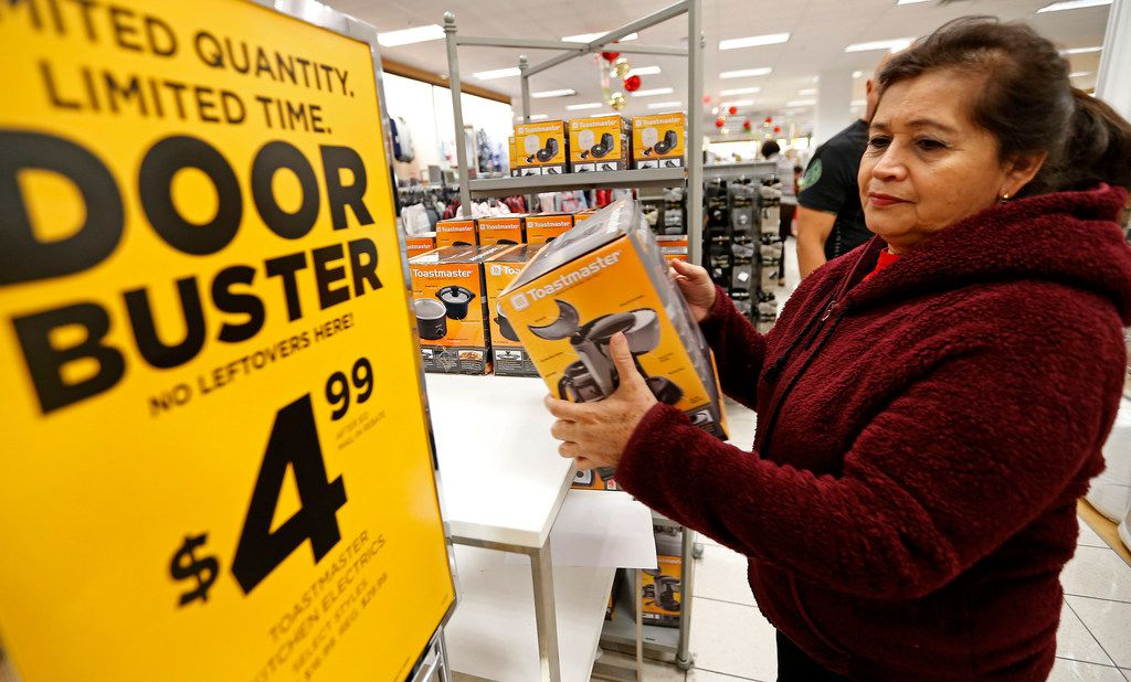 Black Friday Without The Frenzy Early Holiday Shopping And Online Buying Gain Steam