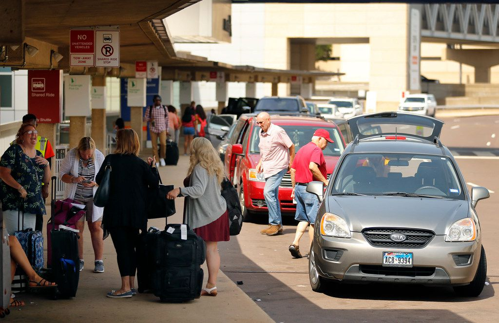 No more waiting curbside: DFW Airport announces changes to