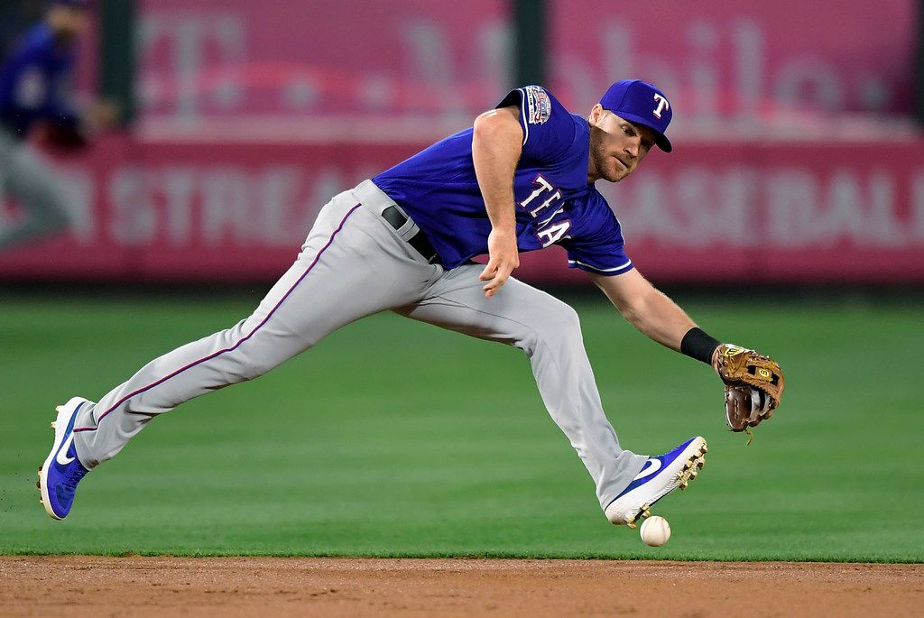 buy online f8b3d f0203 Why Logan Forsythe has chance to earn more playing time, don ...