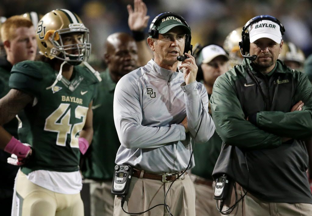 Baylor Paid Ex Coach Art Briles 15 1 Million After