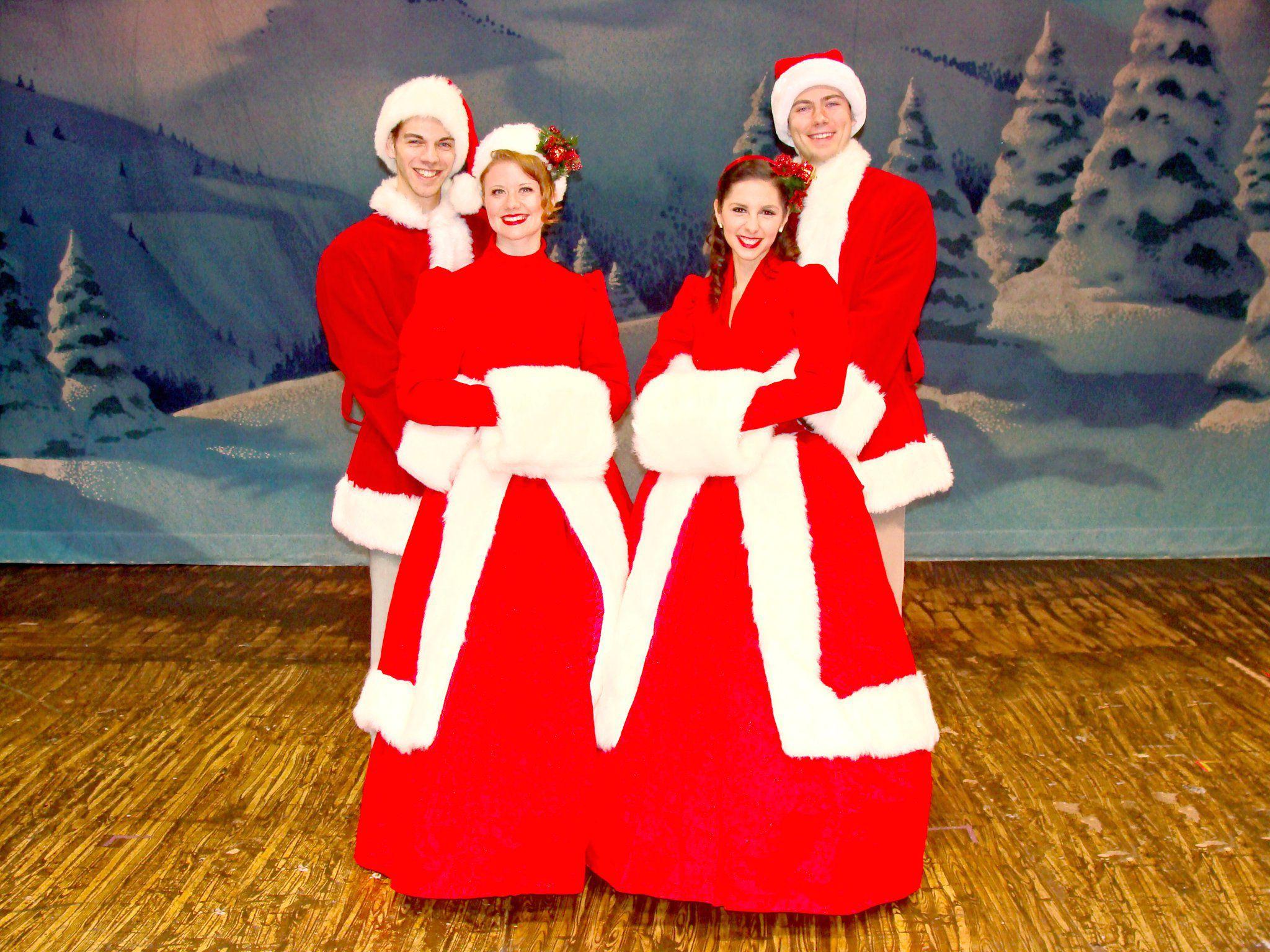 La Comedia presents holiday classic 'White Christmas'