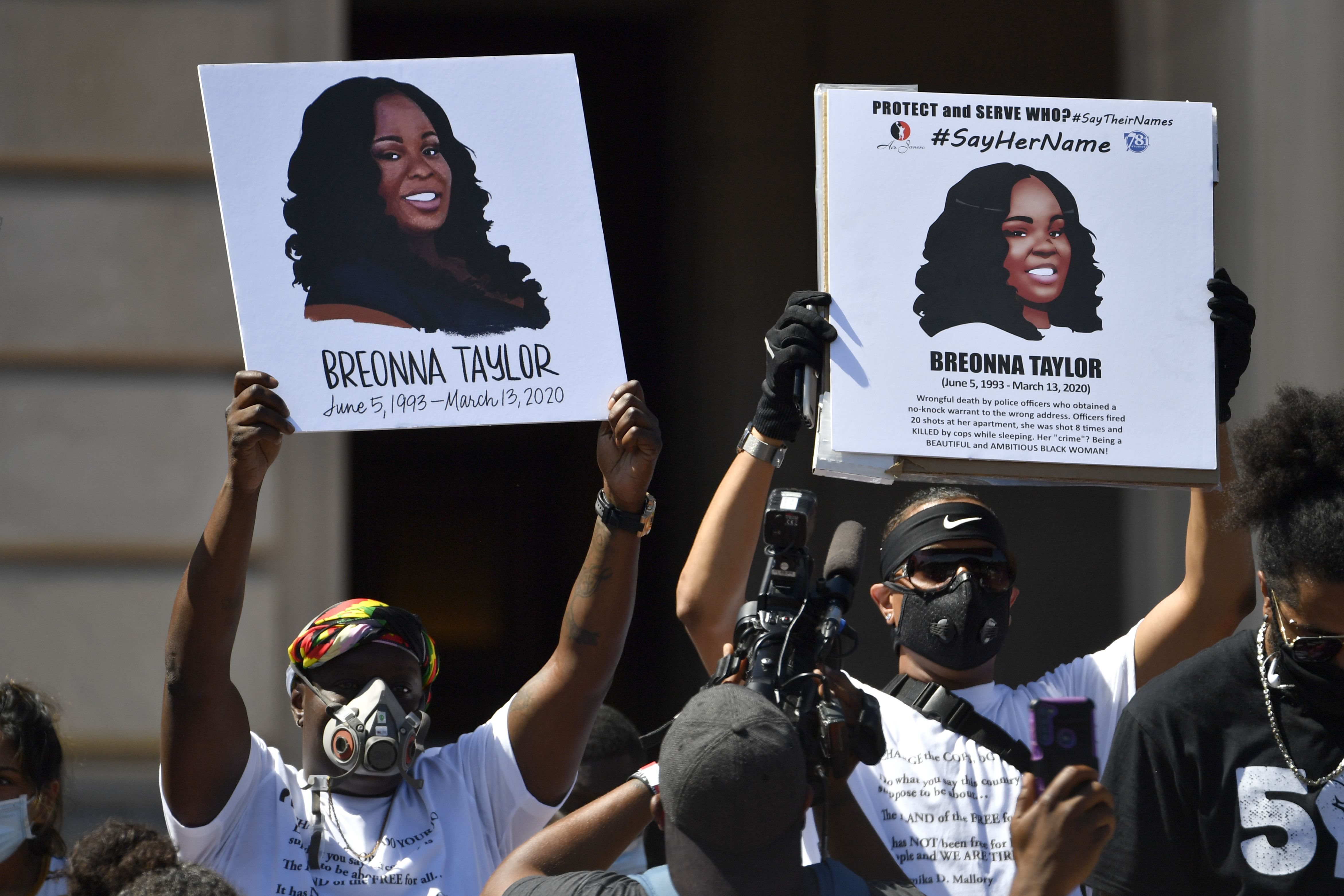 Breonna Taylor S Mom To Get Millions From Louisville Along With Promises Of Police Reform Pennlive Com