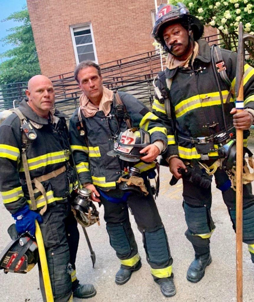 Gay firefighter videos