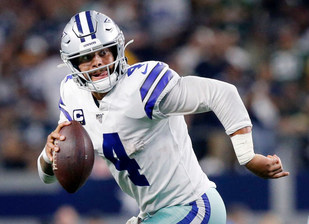 The Nfl S Top 15 Qbs Entering 2020 Where Does The Cowboys Dak