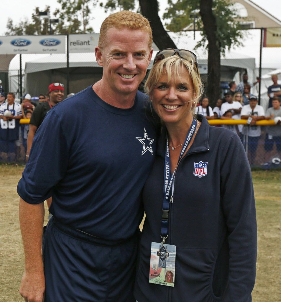 Father Knows Best Jason Garrett S Late Dad Jim Never
