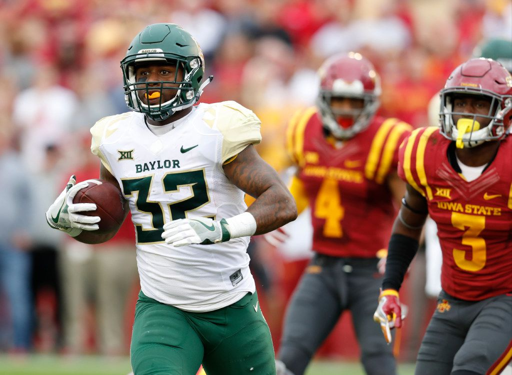 Why Baylor Can Make A Run At Big 12 Title Why Art Briles