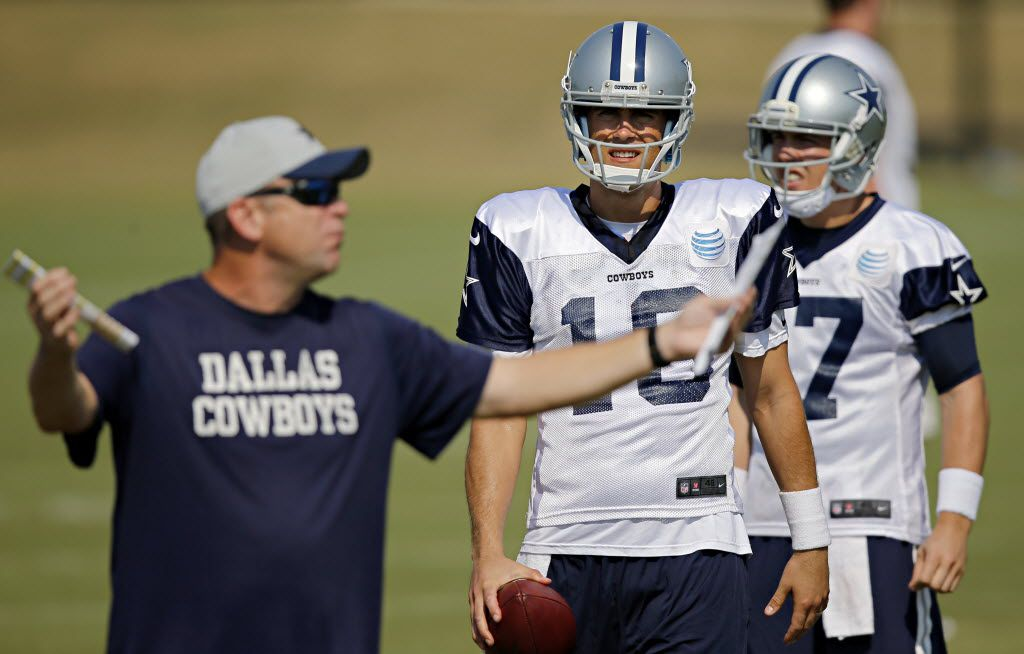 watch baa31 32bb9 National writer: Cowboys blew it by not going after Mark ...