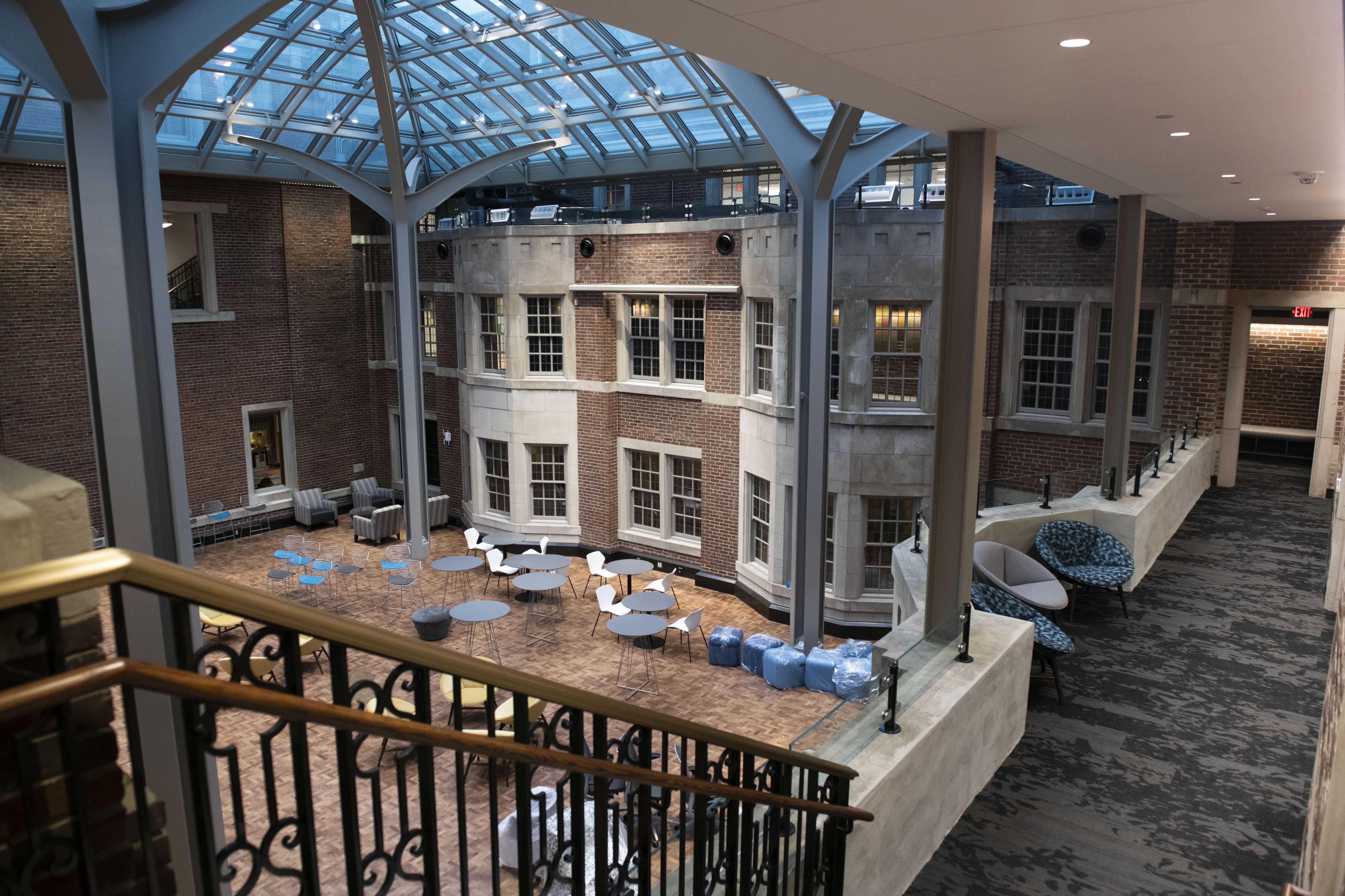 A Look Inside The Newly Renovated Michigan Union Mlive Com