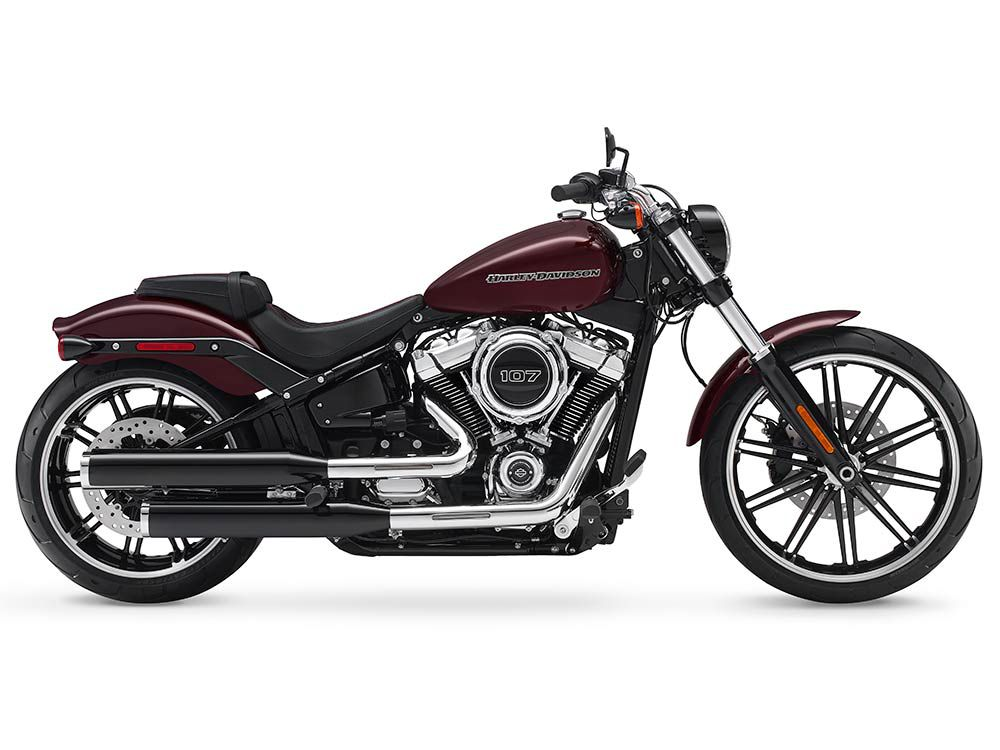 2018 Harley-Davidson Softail Cruisers Tech and Development