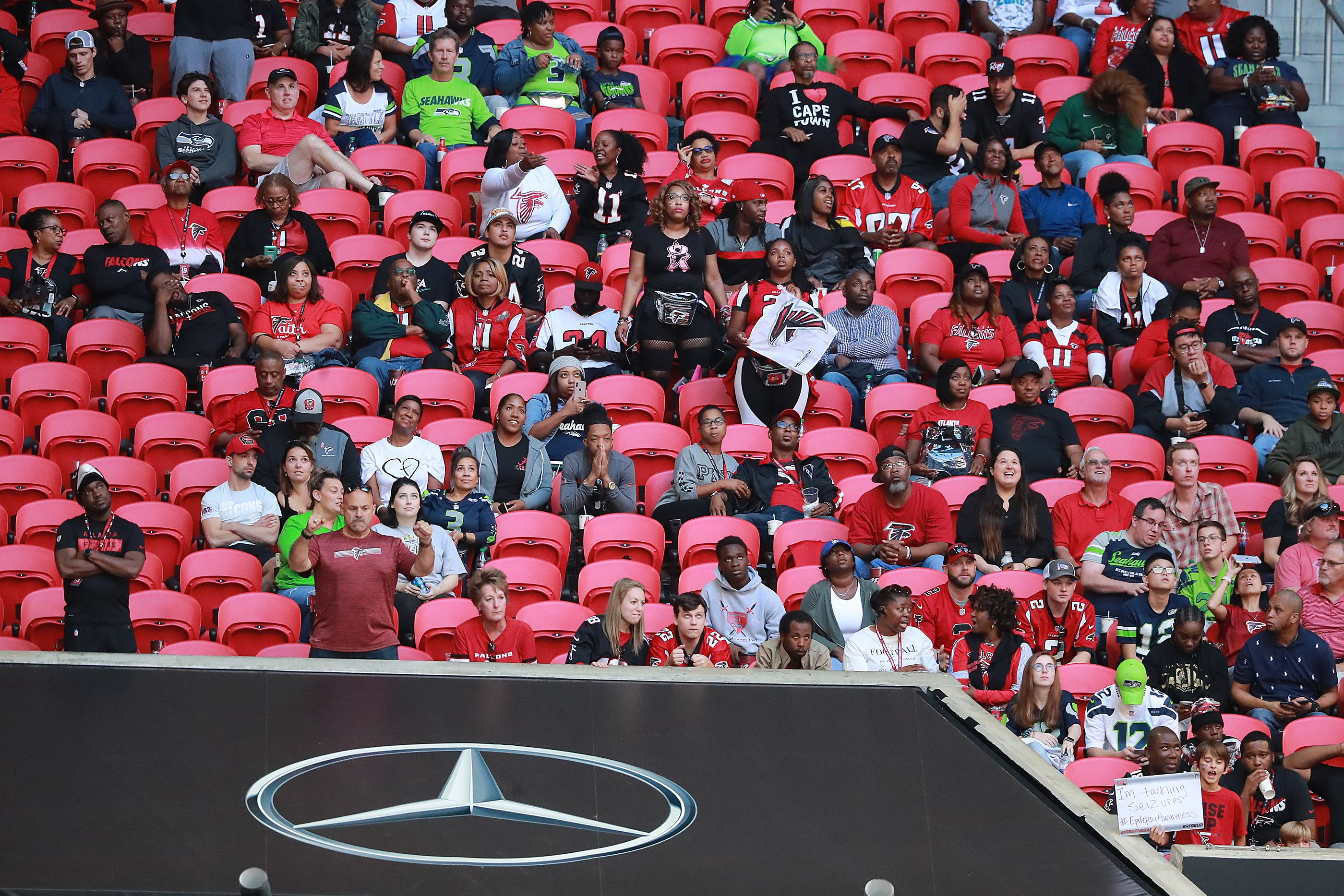 Defaults Top 32 Million As Some Falcons Fans Struggle With Psls