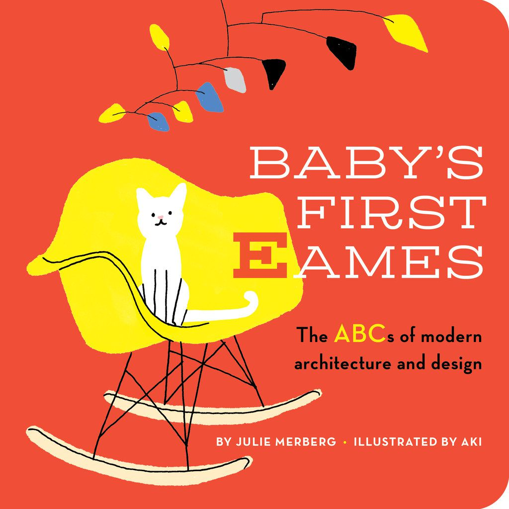 Marvelous Babies Are Sure To Go Gaga For Mid Century Modern Design Alphanode Cool Chair Designs And Ideas Alphanodeonline