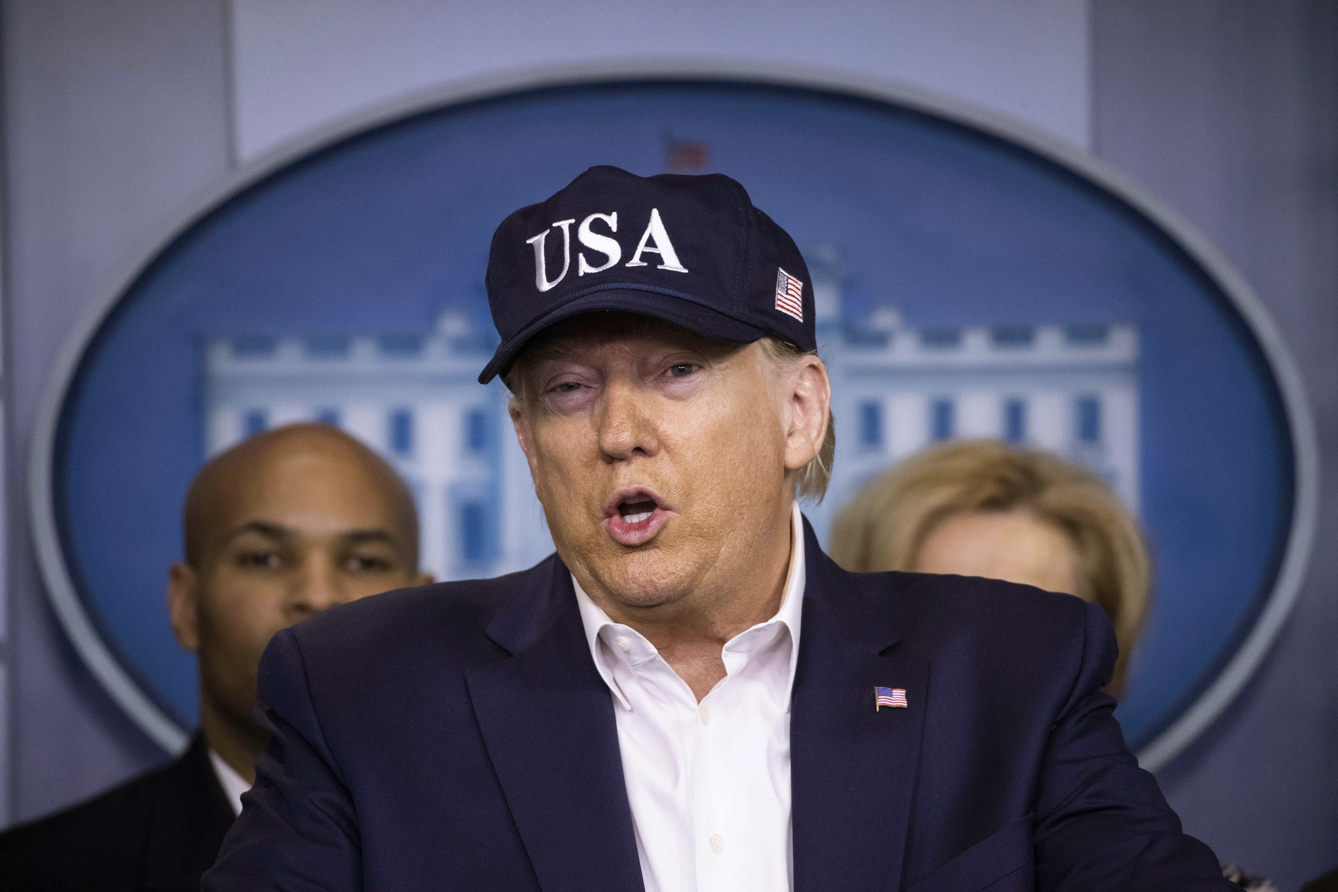 A Harsh Light Is Thrown On Trump S Fitness To Lead Us Through Crisis The Boston Globe