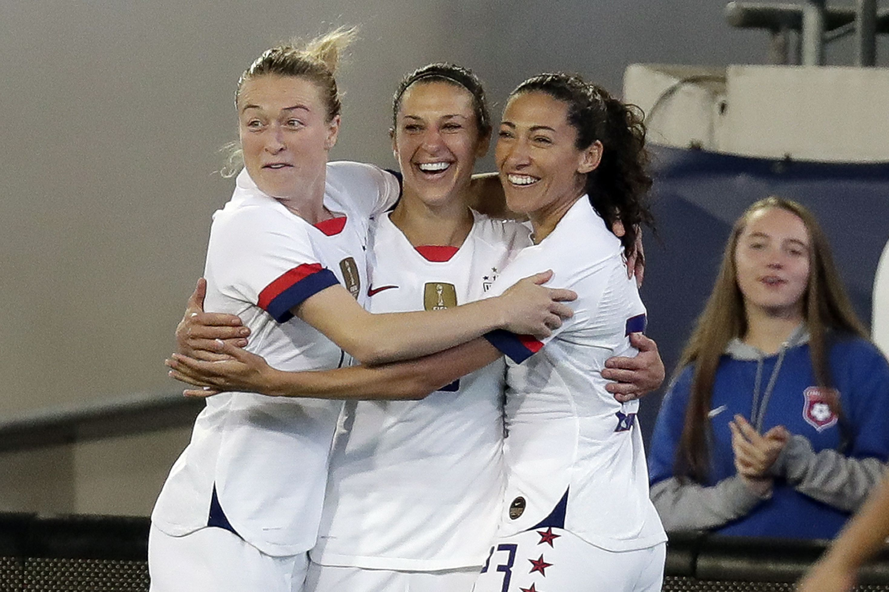 USA vs. England: Live stream, start time, TV channel, how to watch USWNT in  SheBelieves Cup 2020 online - masslive.com