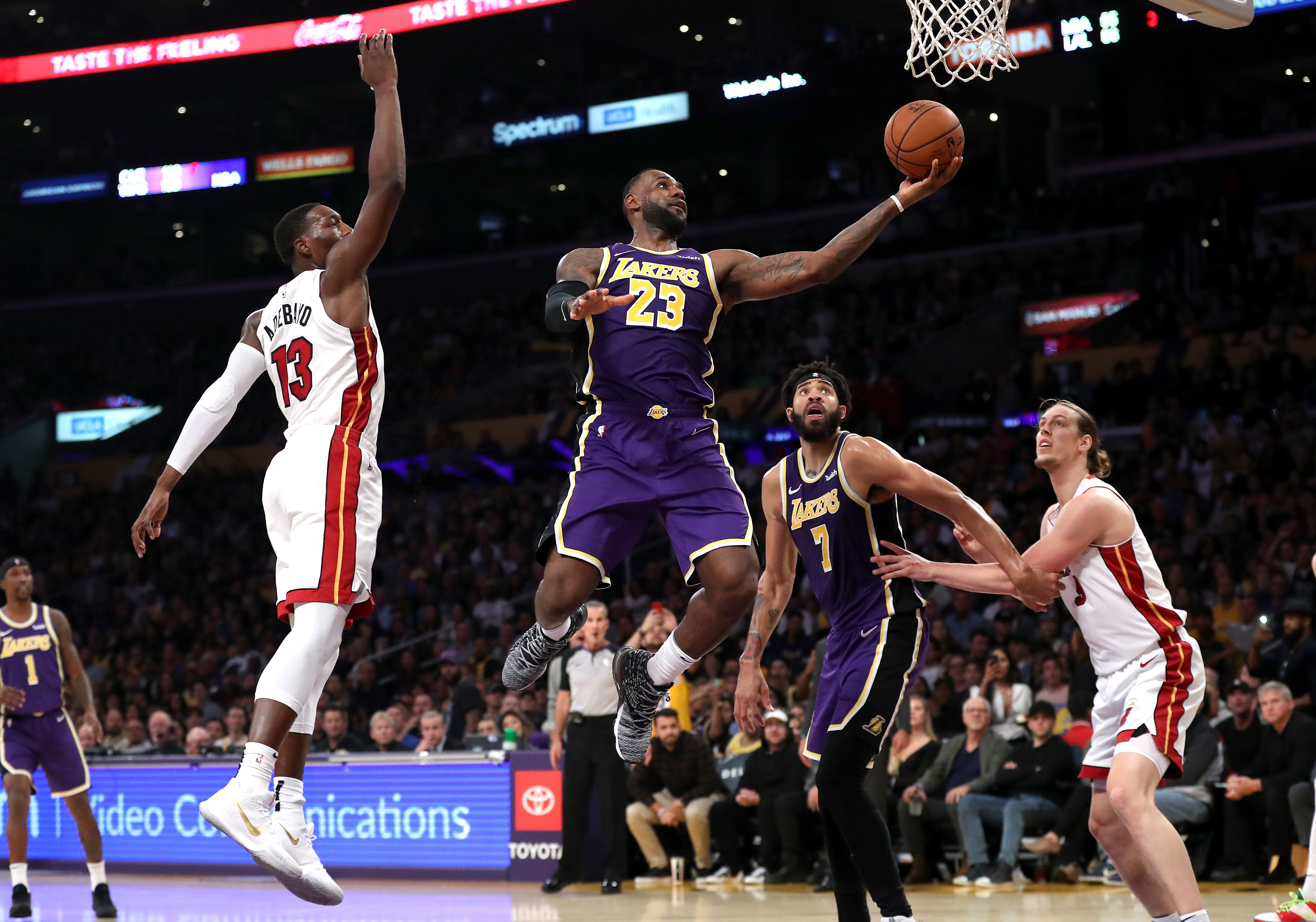 Miami Heat Vs Los Angeles Lakers Nba Finals Game 2 Score Updates Odds Time Tv Channel How To Watch Free Live Stream Online 10 2 2020 Oregonlive Com