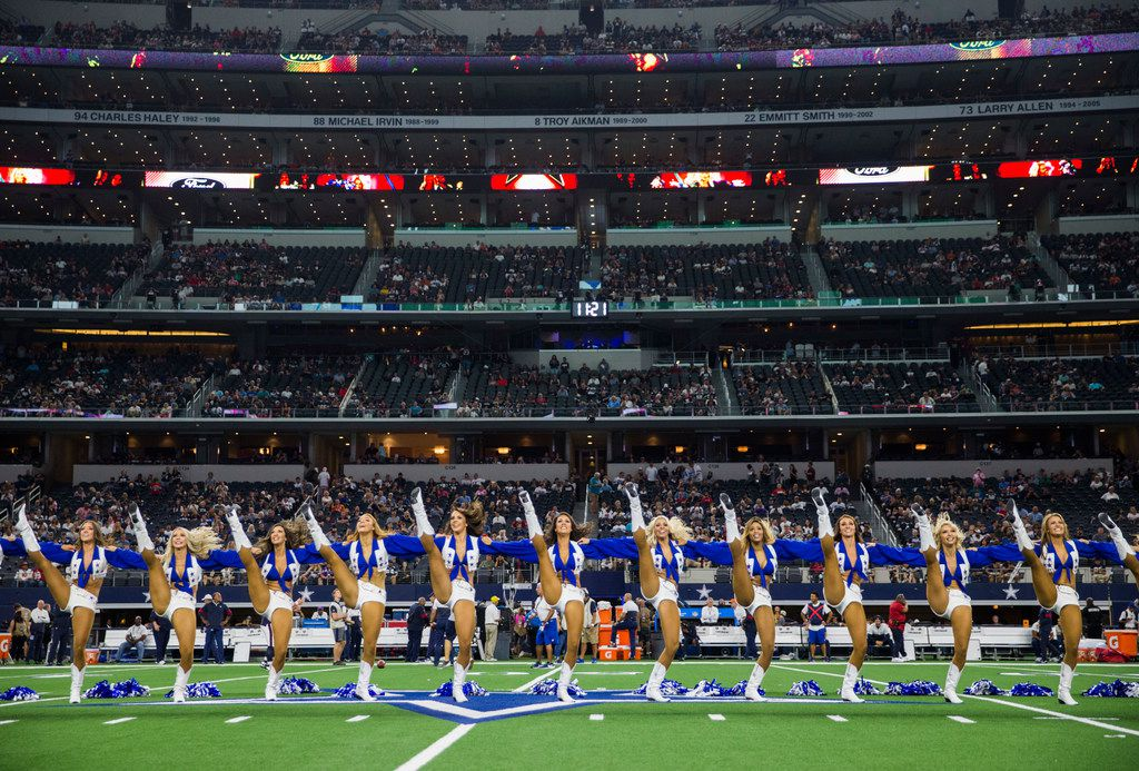 Cowboys stadium public sex video