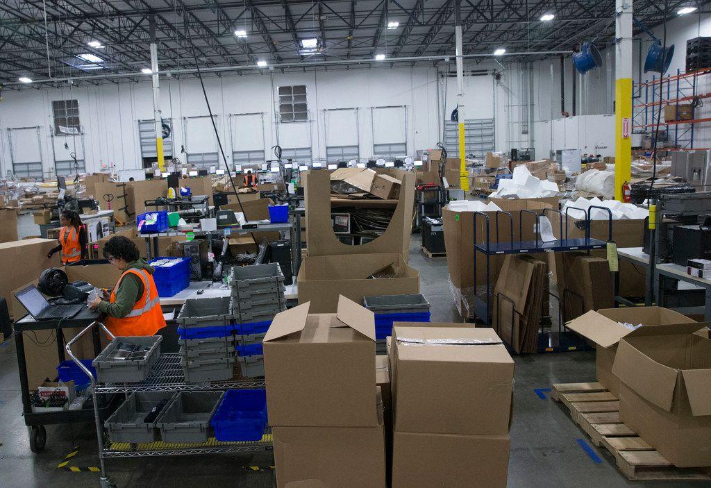 Gold mine' of mystery Amazon returns awaits bargain-hunting