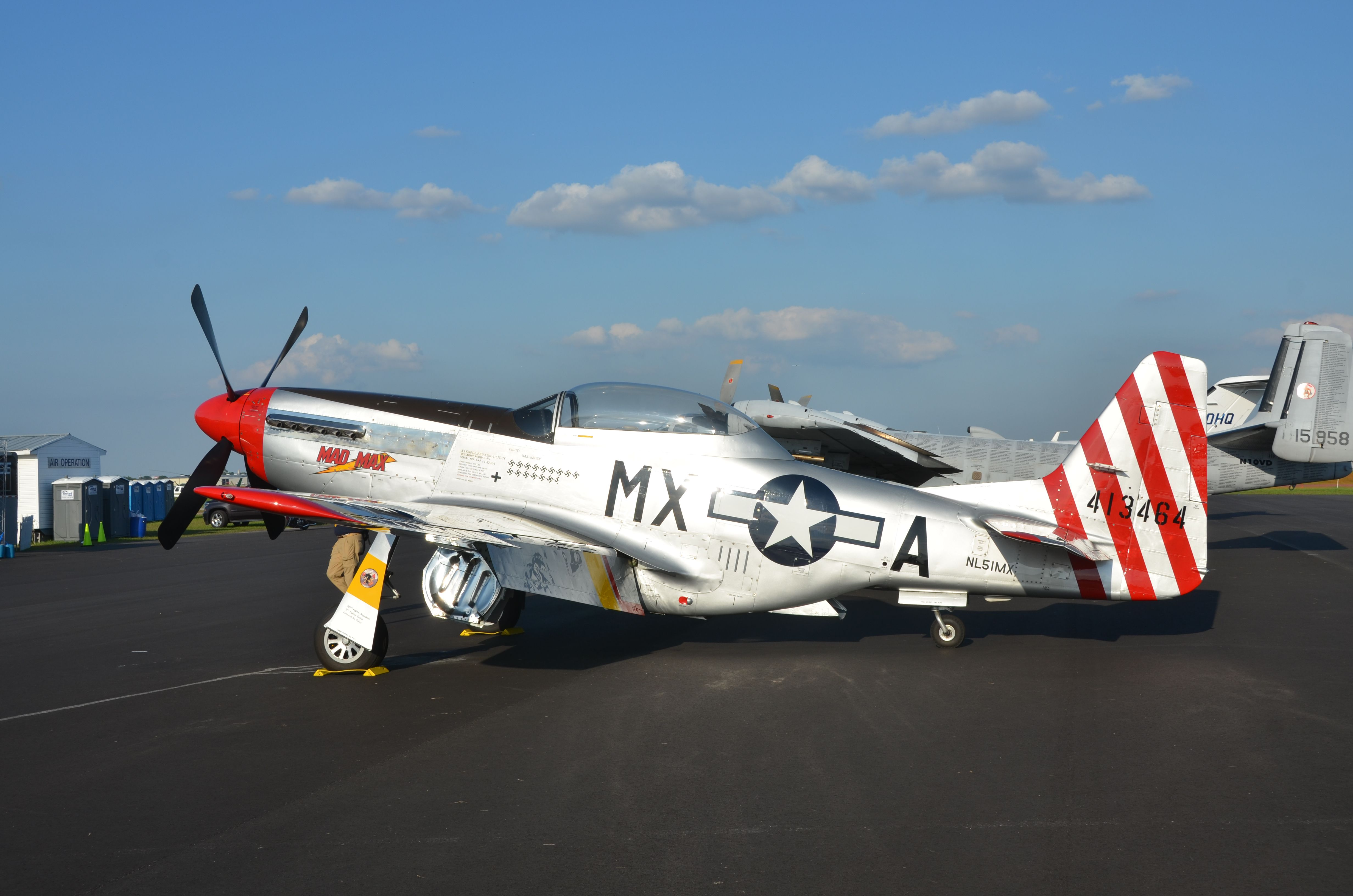 Wwii Whiskey 7 To Lead Flyover Honoring First Responders