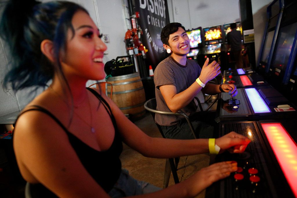 Where to play arcade games in Dallas-Fort Worth