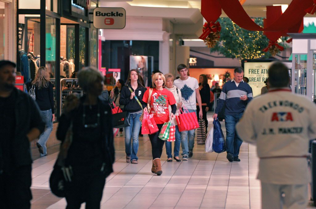 Mall owners like their centers best when they're open: Thanksgiving Day and Black  Friday hours