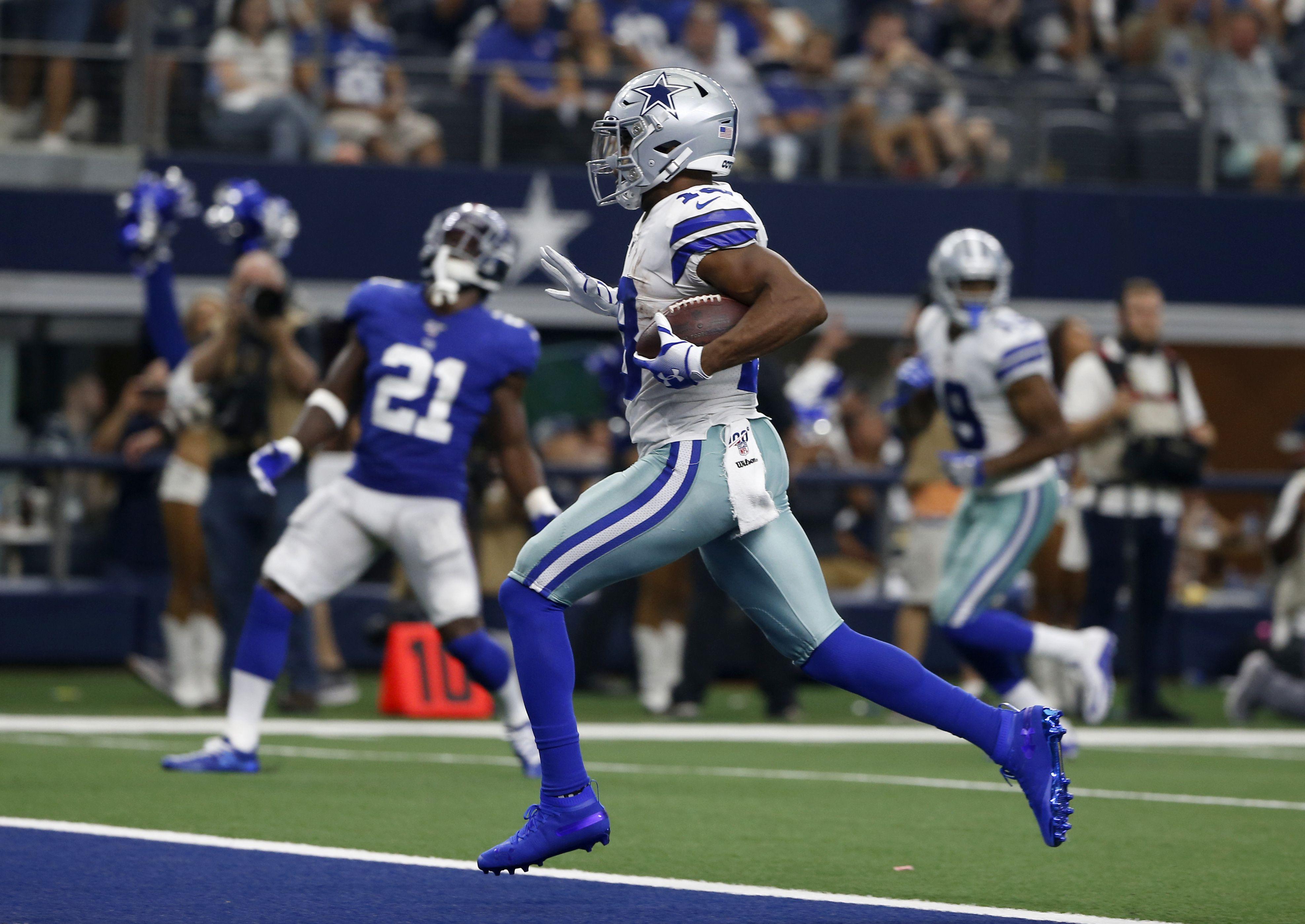 Dallas Cowboys Trash Talk Defended By Giants Jabrill