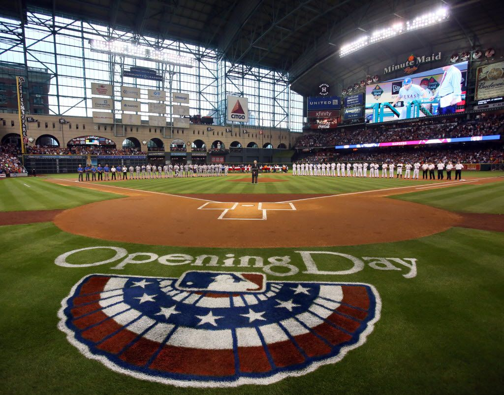 Astros Stadium >> Mimic Maid Park Here S Why Rangers New Ballpark Doesn T