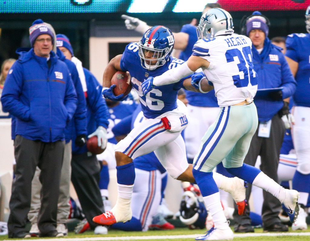 quality design cb4ef 9cafd Cowboys-Giants preview: Can Dallas continue its dominance at ...
