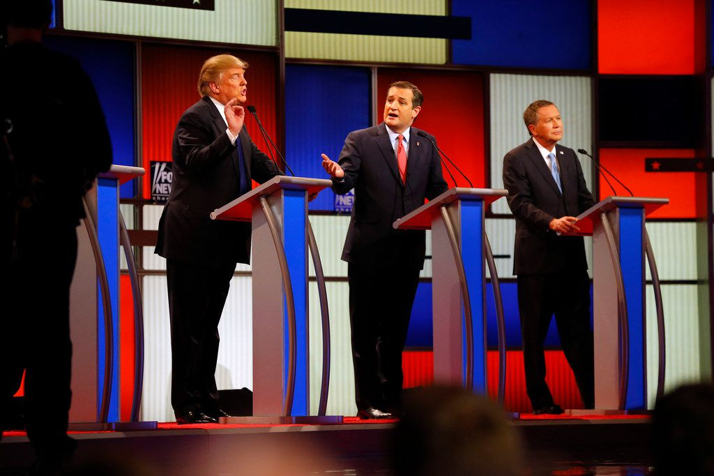 when is the first republican debate 2020