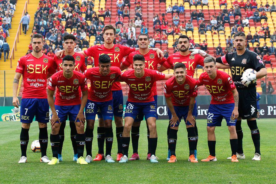 Union Espanola Exige El Cupo De Chile 4 Para La Proxima Copa Libertadores La Tercera