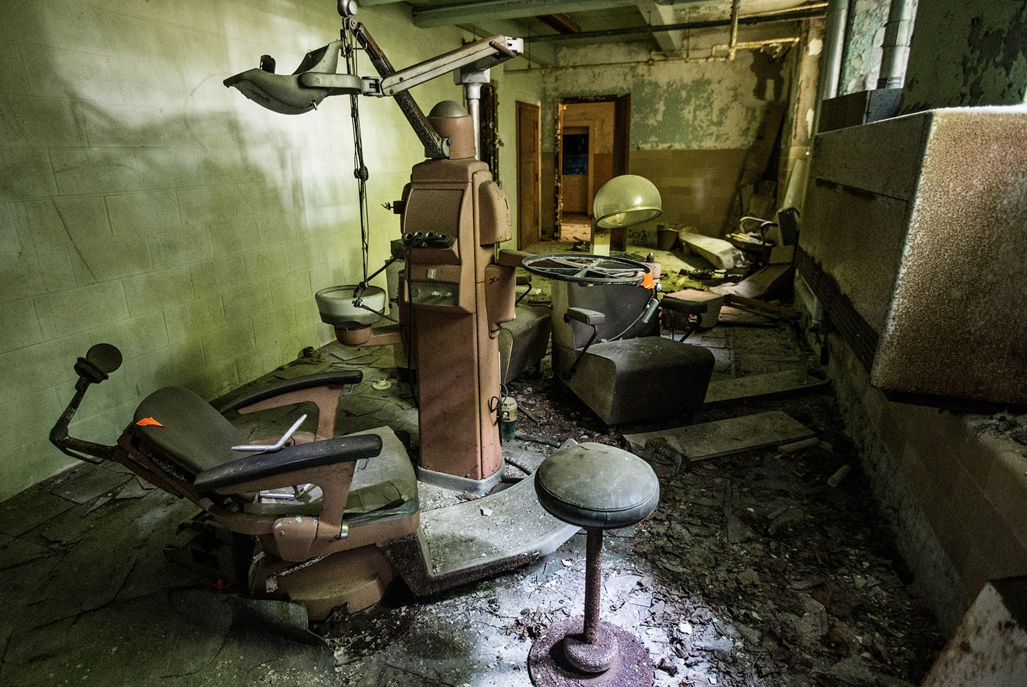 This Abandoned Pa Asylum Is Getting Its Own Tv Special Here S How To Watch Pennlive Com