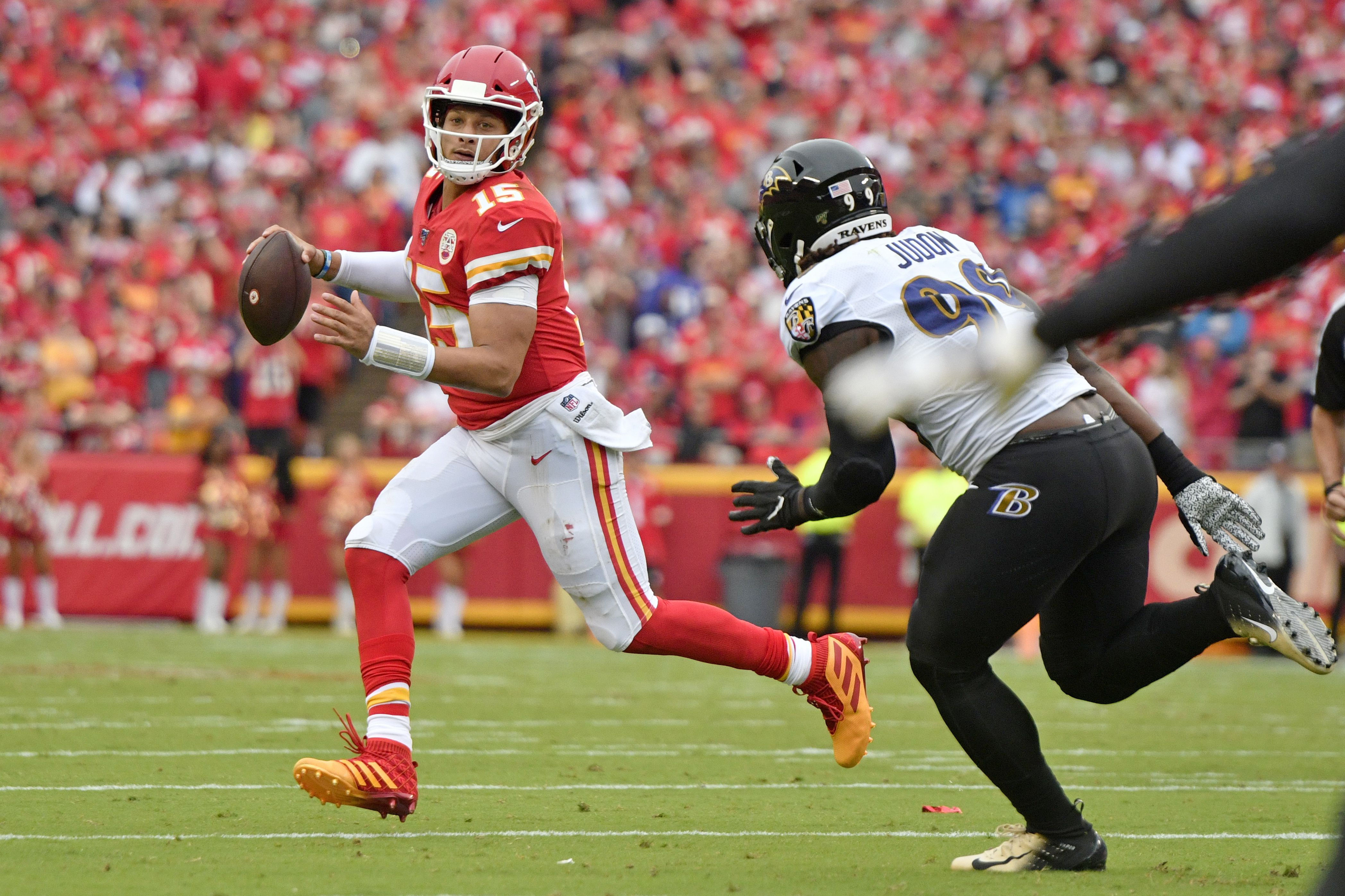 Nfl Schedule 2020 Afc Nfc Playoff Predictions Chiefs 49ers Control Road To Super Bowl Matchups Wild Cards Byes Nj Com